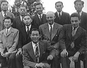 Homer Sarasohn: middle row, right.